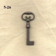 Antik Möbelschlüssel und Möbelschlösser.