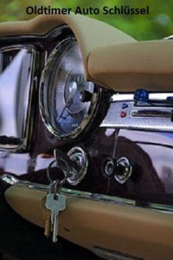 Oldtimer Auto- Motorradschlüssel