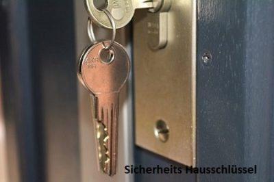 Wohnungs- und Hausschlüssel (Abus, Evva, Gege, Kaba, Keso, Wink Haus... und mehr)