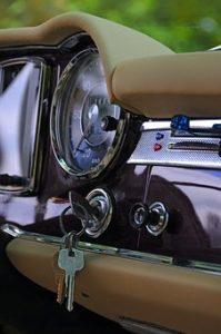 Oldtimer Schlüssel