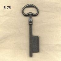 Antike-Truhen-Schlüssel