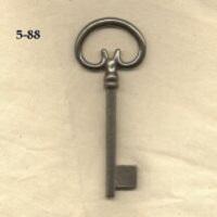 Universität Wien Biedermeier-Antik-Schlüssel